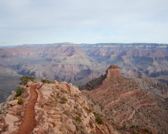 Day Hiking the South Kaibab Trail at Grand Canyon National Park